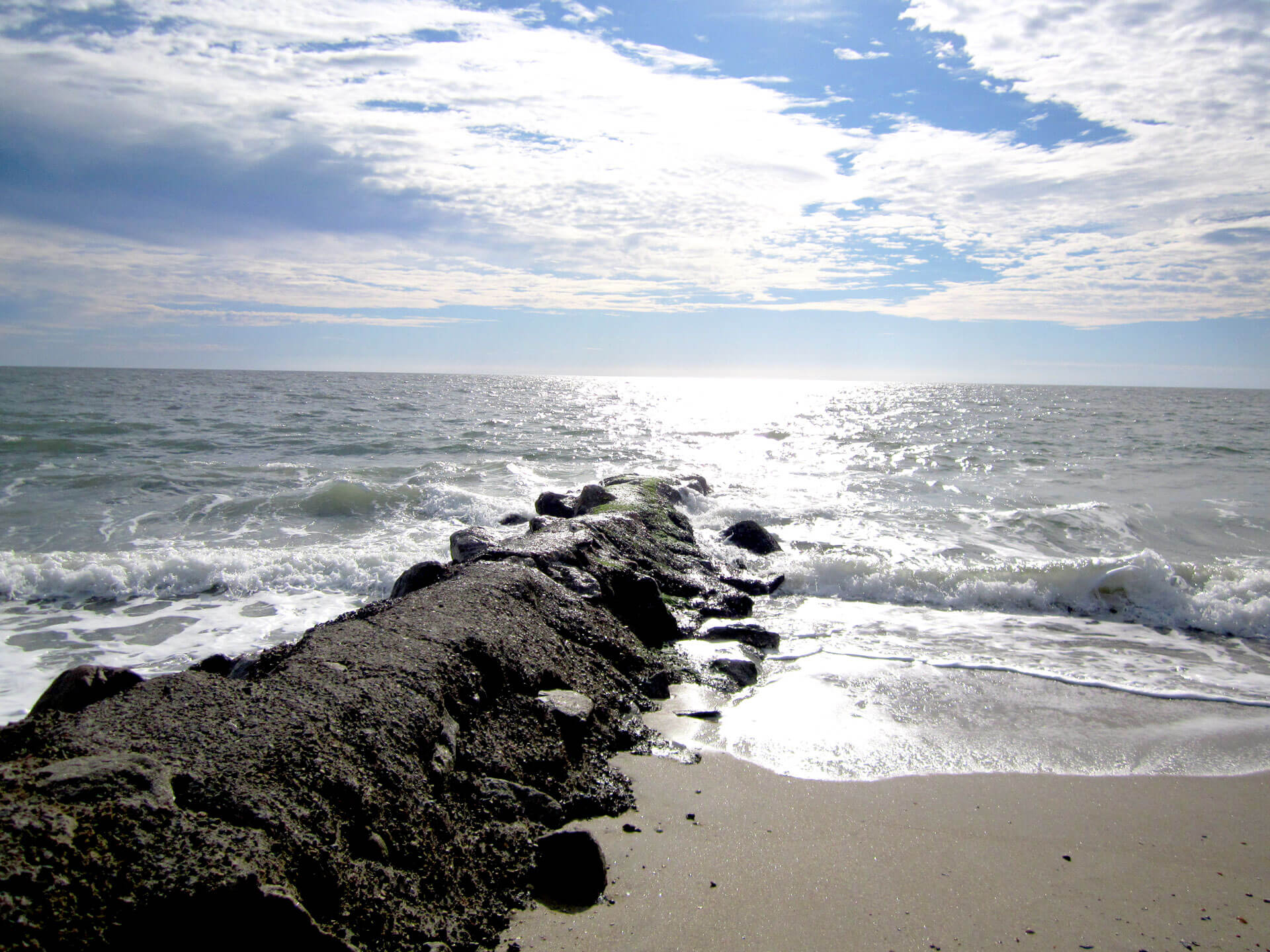 Beach On Sullivan S Island Sc