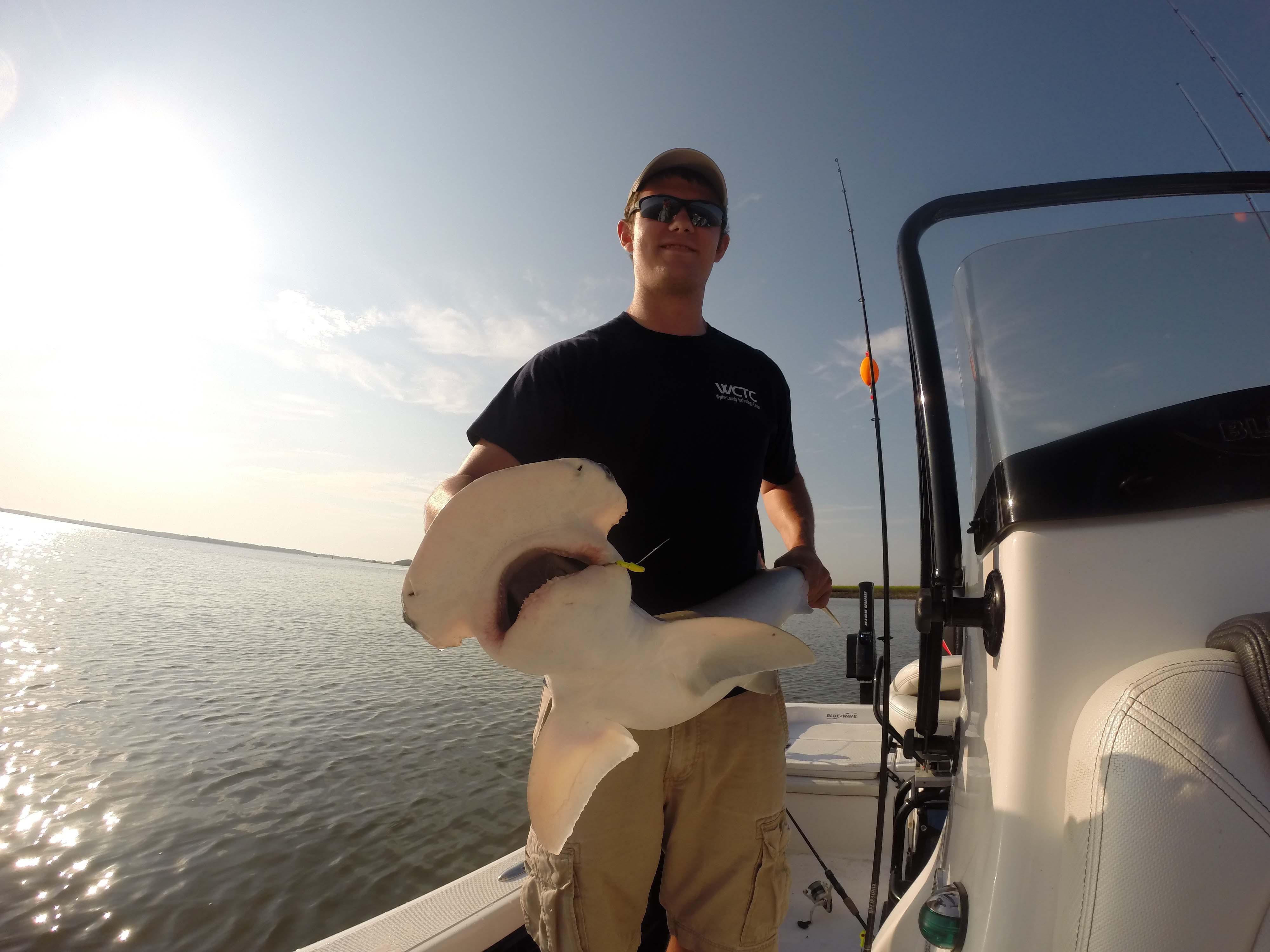Edisto Beach Charter Fishing