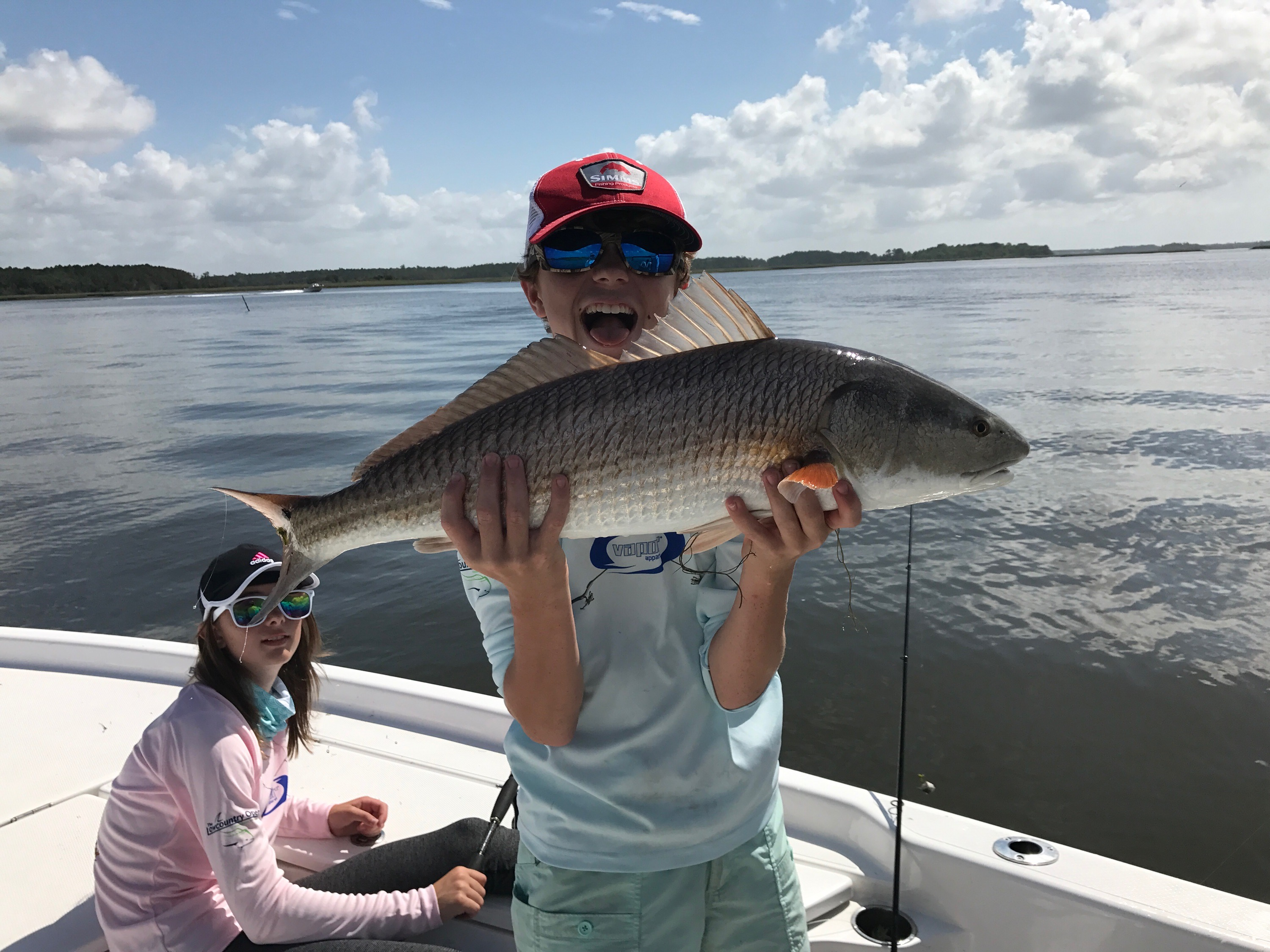 Report archive best charleston sc fishing charters and tours for Fishing report charleston sc